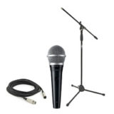 shure pga48 with stand